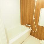 綺麗な浴室で、お仕事や家事で疲れた体を癒してください(^^♪