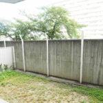 専用庭付きなので、お洗濯物を干すスペースも広々!または、家庭菜園をしたり、使い方色々!