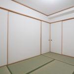 リビング横の和室です!畳のお部屋があるとほっこりしますね_(:3」∠)_