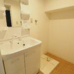 洗面室も広くて使いやすそうですね(*^_^*)