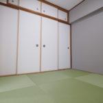 畳のお部屋があるとほっこりしますね_(:3」∠)_