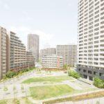 周辺は緑豊かで、とても住みやすい住環境です(*´ω`*)