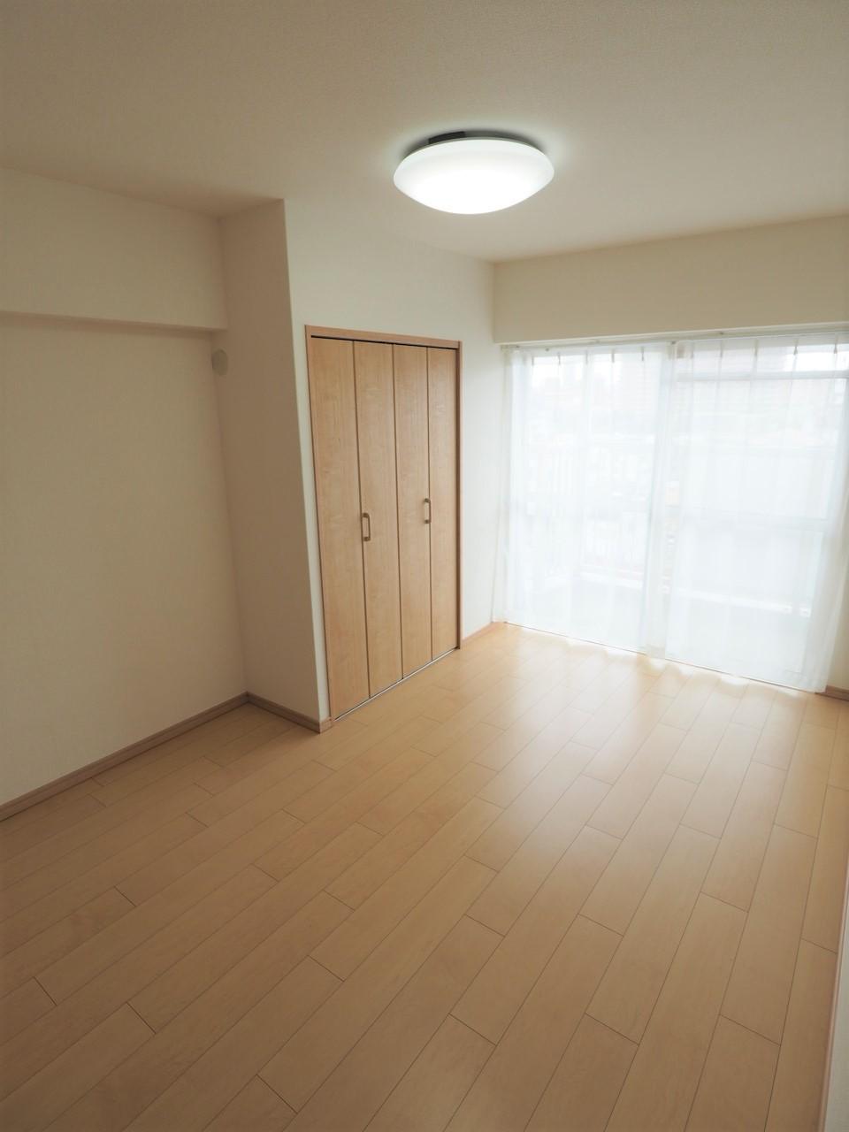 室内全面改装済なのでお手入れ不要で即入居可能です(`・ω・´)