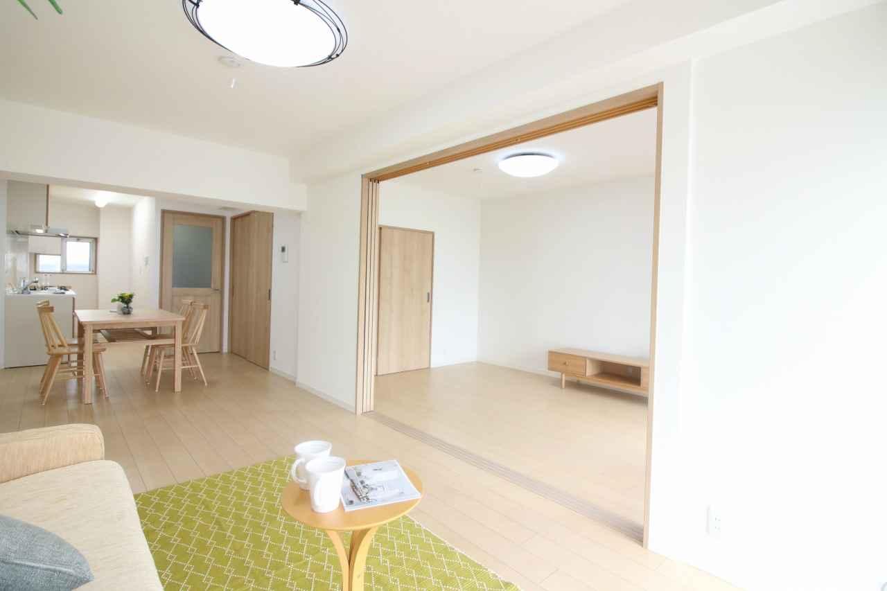 室内全面改装済!家具・照明付きで、即入居可能です!