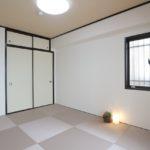 和室には窓もあり、とってもほっこりします_(:3」∠)_<br />