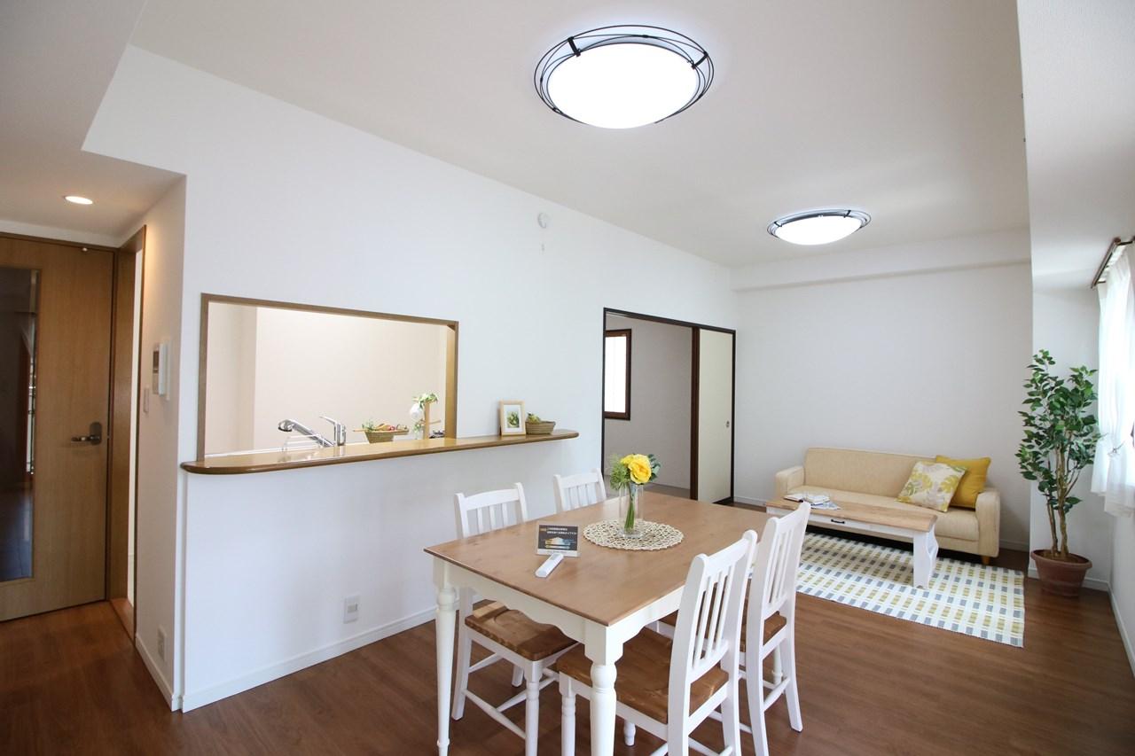 家具・照明付きで、即入居可能です|д゚)